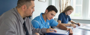 To learn why St. Mary's is perfect for your student, click here.