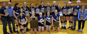 Women's Volleyball Team wins New York State Catholic Championship.  Click for full story.
