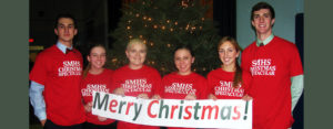 Merry Christmas from St. Mary's High School!