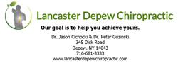 Lancaster Depew Chriopractic Logo