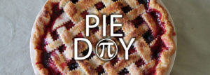 Pi Day  -  3/14/17