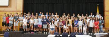 August – Freshmen Orientation